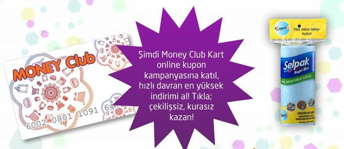 Money Club Tıkla Kazan 9 Nisan