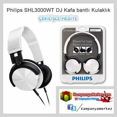 Philips Kulaklık Çekiliş Sonucu