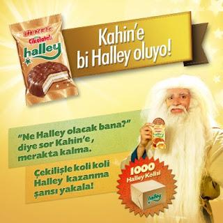 Kahine Bi Halley Oluyor