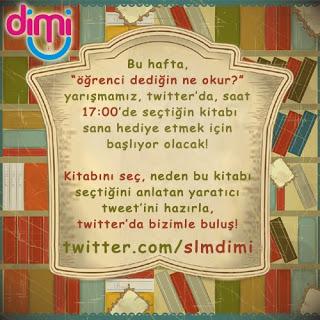 Dimi – Geleneksel Twitter Yarışması