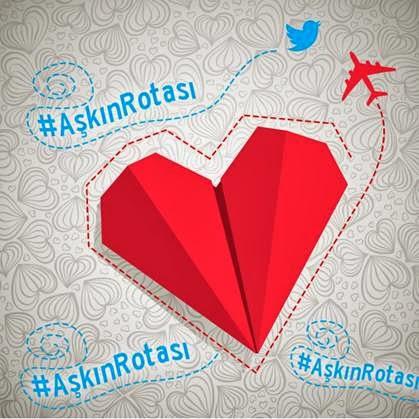 TAV Havalimanları'ndan Sevgililer Günü Twitter Yarışması!