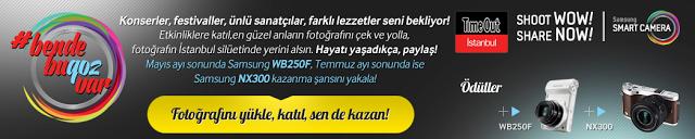 Samsung, #bendebugozvar Kampanyası