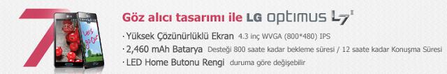 LG L7 II ( Hediye Görseli )