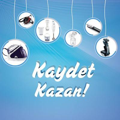 Philips'den Yeni Kampanya: Kaydet Kazan!