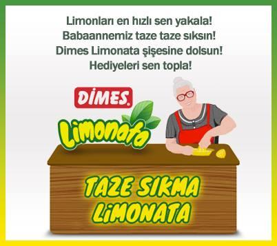 Dimes, Yeni Facebook Kampanyası