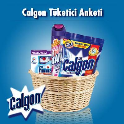 Calgon Tüketici Anketi