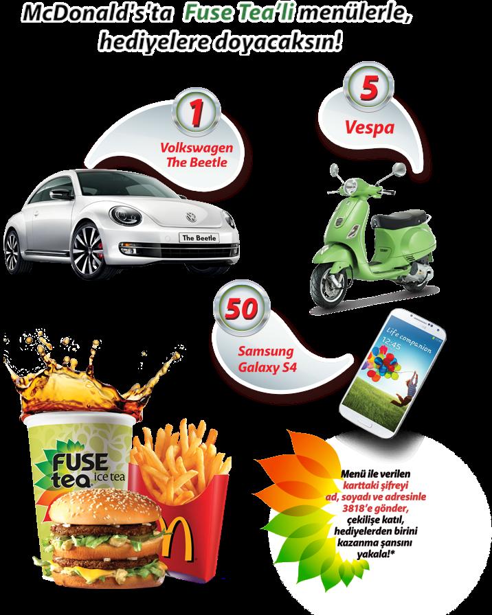 McDonald's'dan Muhteşem Kampanya