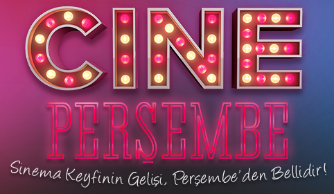 Cinemaximum'dan CinePerşembe