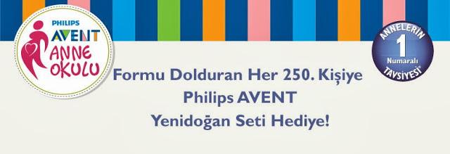 Philips Avent Facebook Kampanyası