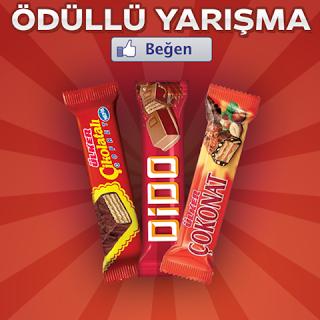 Ülker'den Yeni Facebook Kampanyası