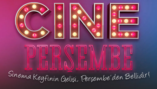 Cinemaximum'dan 20 Kişiye Sinema Bileti