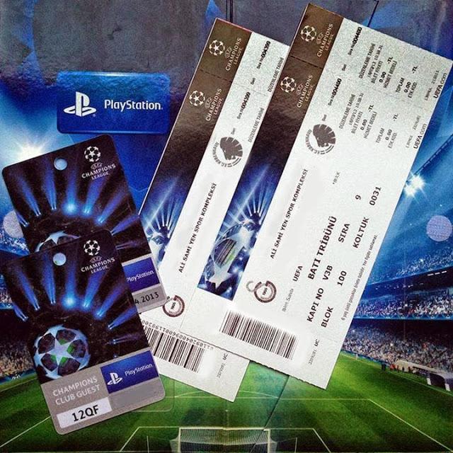 Galatasaray - Kopenhag Maçına VİP Bilet Kazanma Şansı