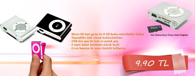 İndirimli MP3 görseli
