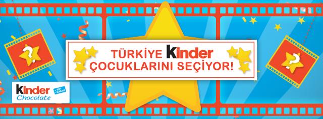 Türkiye, Kinder Çocuklarını Seçiyor