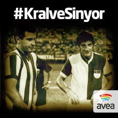 Avea'dan Fenerbahçe ve Galatasaray Forması Hediye