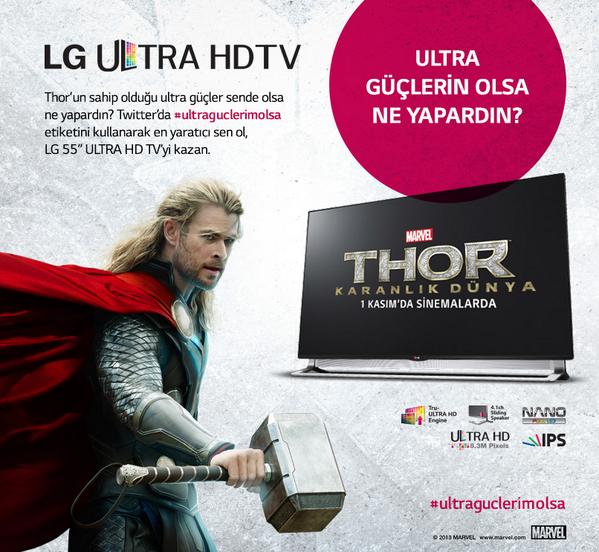 LG'den 'Yaratıcı Ol Kazan' Yarışması