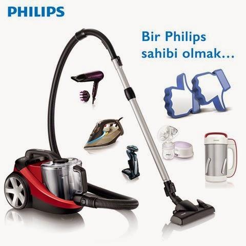 Philips'ten Saç Kurutma Makinesi Hediye