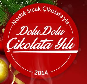 Nestle'den 'Dolu Dolu Çikolata' Yılbaşı Kampanyası