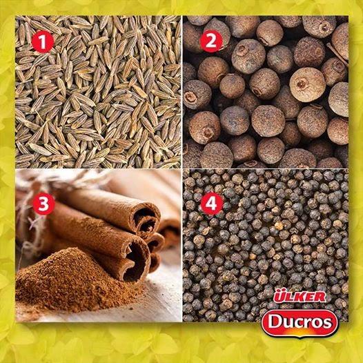 Ülker Ducros'tan 10 Kişiye Baharat Seti Hediye