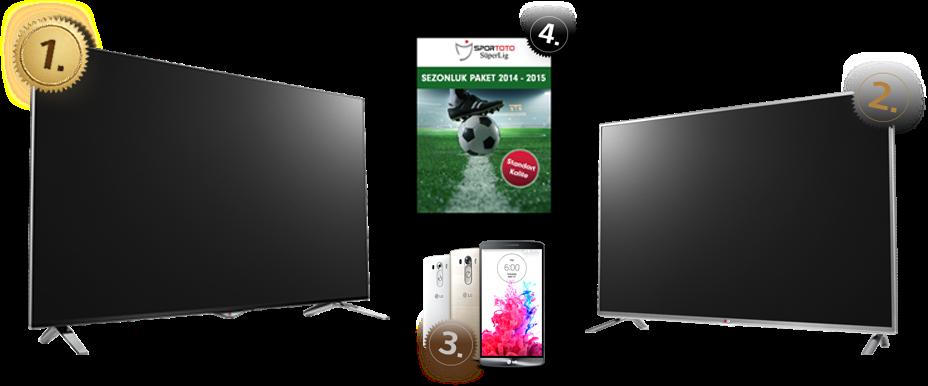 LG'den Futbol Tutkusu Kampanyası