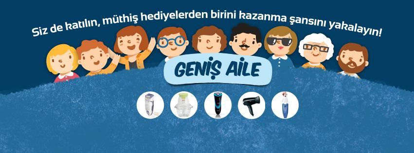 Makel'den Geniş Aile Kampanyası