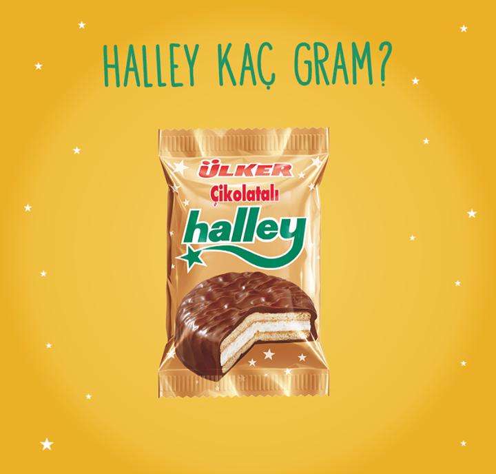 Halley, 5 Kişiye Hediye Veriyor