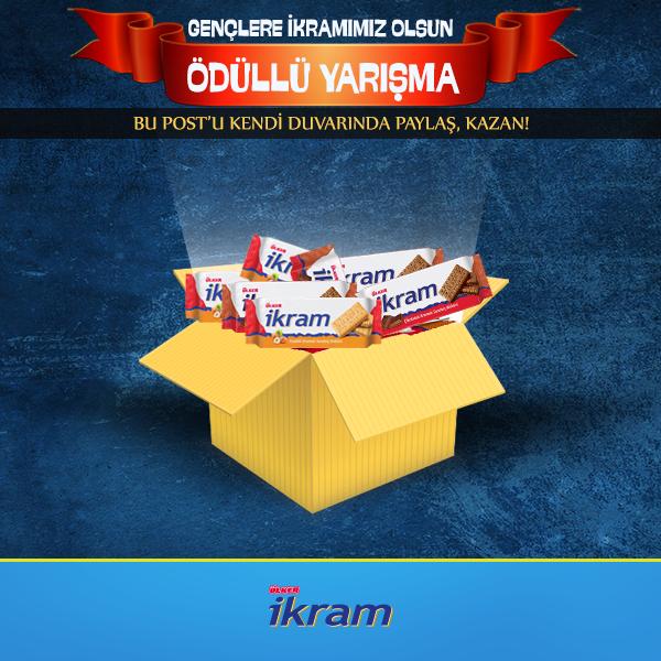 Ülker İkram (16.12.2014 – 28.12.2014)