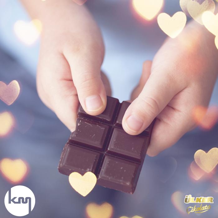 Ülker Çikolata (04.06.2015 – 14.06.2015) Kampanyası