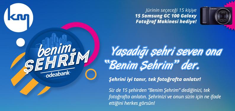 Odeabank (29.06.2015 – 12.10.2015) Kampanyası