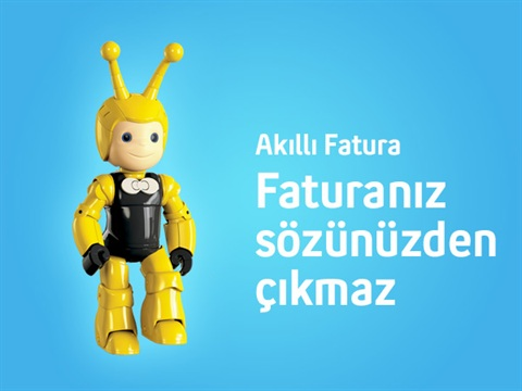 Turkcell'den Akıllı Fatura Kampanyası