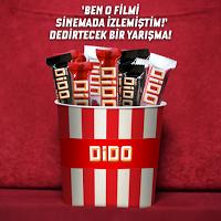 Ülker Dido Sinema Bileti Kampanyası