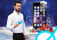 Paraf'tan 200 kişiye iPhone 6s Hediyeli kampanya