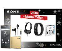 Sony Xperia Çerçevesi Sürpriz Hediyeler Kazandırıyor