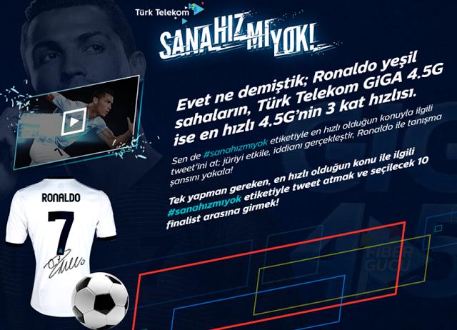 Cristiano Ronaldo ile Tanışmak Hayal mi? Bir Daha Düşün!