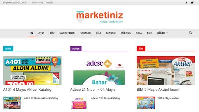 Marketiniz.com Açıldı!