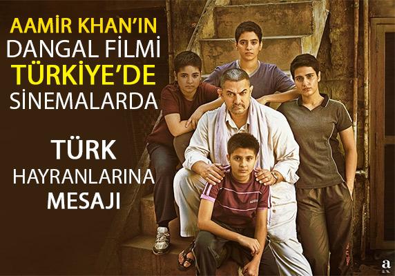 Aamir Khan, Dangal filmi, sinemada bu hafta, ,sinema bileti,