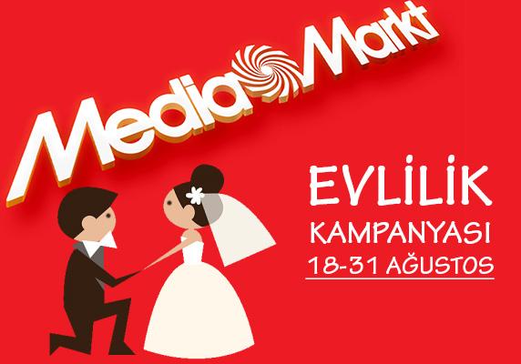 Media Markt'ta Evlilik Kampanyası başladı, evlenecekler hadi acele edin