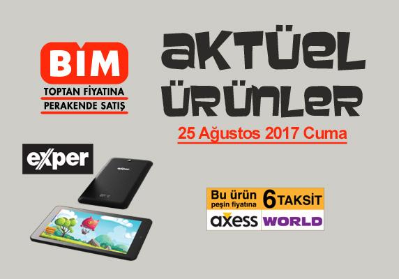 Ucuz tablet, Exper kampanya, Bim indirim, Bim indirim, kampanya, 2017 Kampanyalar,