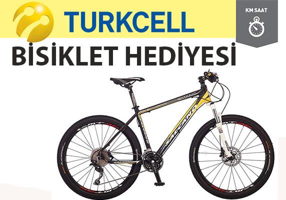 Turkcell, Turkcell Kampanya, Turkcell bisiklet hediye, Turkcell Hediyeli Kampanya