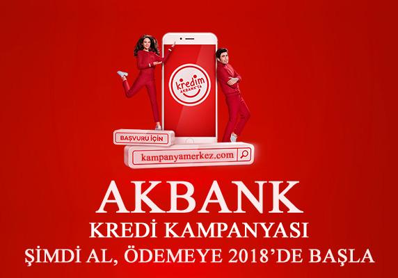 2018 yılında ödemeli kredi başvurusu banka kampanyaları içinde öne çıktı
