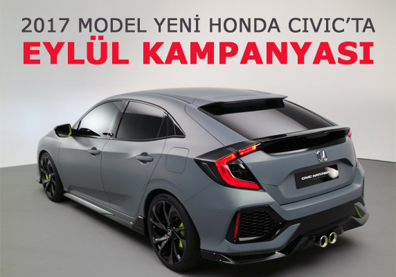 Honda Civic, Honda, Honda kampanya, güncel otomobil kampanya,otomobil fiyatları, sıfır km araç kampanyaları,