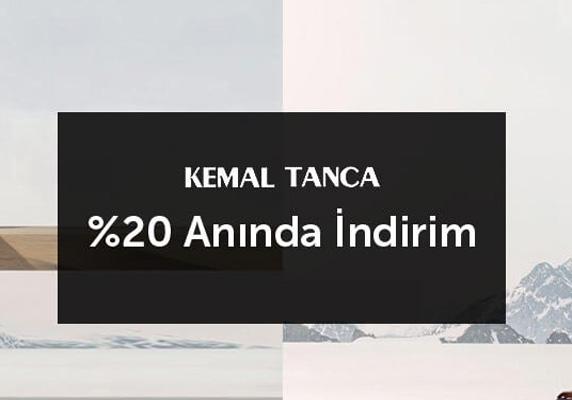 Kemal Tanca kampanyası 15 Ekim 2017 tarihine kadar devam edecek