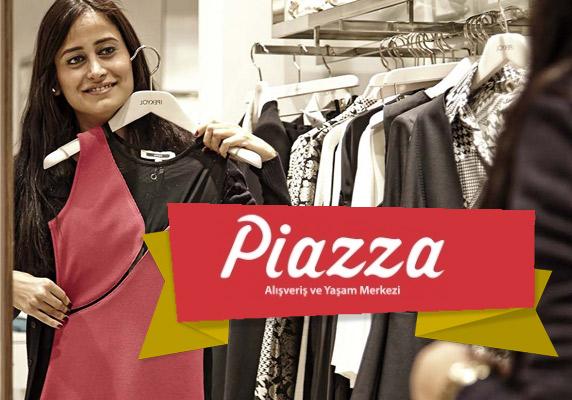 Piazza AVM'den Dilediğin Kadar Harca, Bol Bol Kazan kampanyası