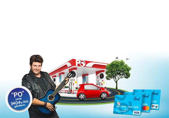 Petrol Ofisi 50 TL hediye kampanyası