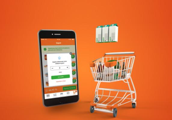 Migros sanal market 25 TL indirim kampanyası