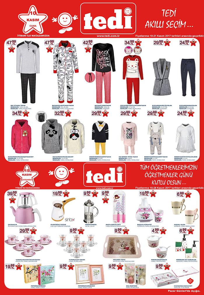 Tedi market,Tedi indirimli ürünler, Tedi katalog