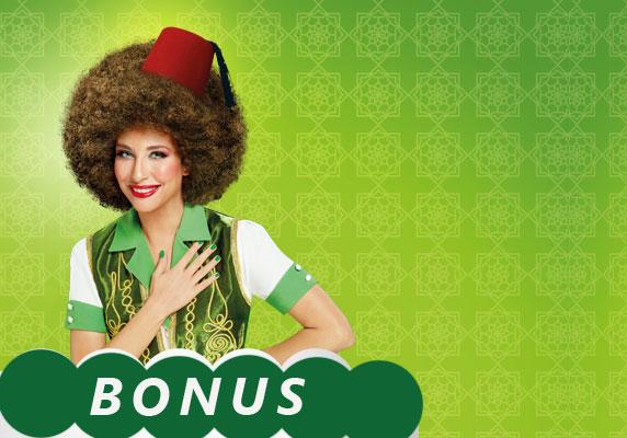 Bonus Yeniyıl 18 TL hediye kampanyası