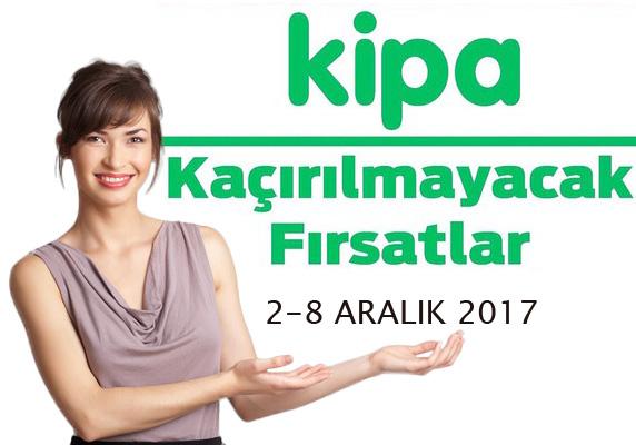 Kipa Aktüel Ürünler Kataloğu- 2-8 Aralık 2017