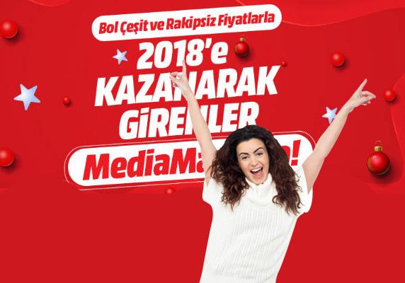 MediaMarkt 30 – 31 Aralık 2017 indirim kampanyası