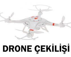 Drone çekiliş kampanyası 2018